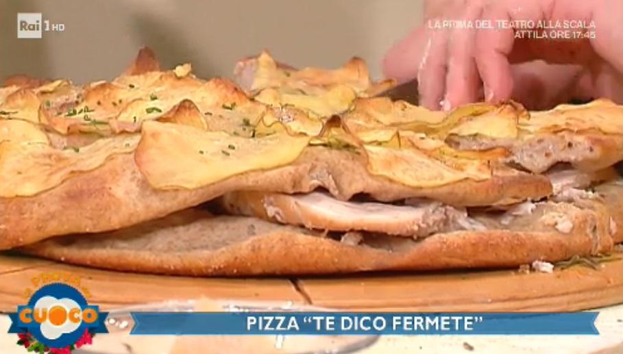 pizza te dico fermete di Marco Ruffini