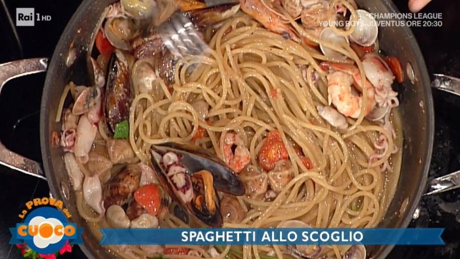 spaghetti allo scoglio di Gianfranco Pascucci