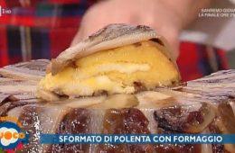 sformato di polenta con formaggio di Fabio Campoli
