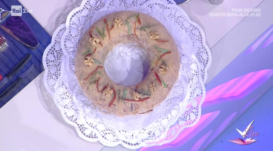 ciambella speck e patate di Andrea Mainardi