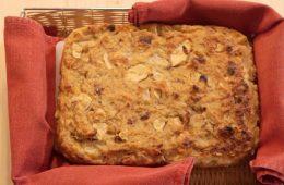 torta miascia (pane e mele)