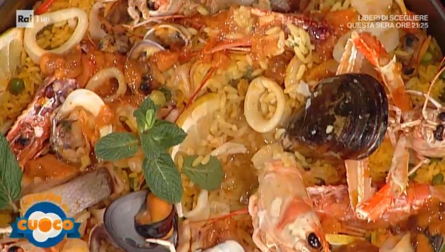 paella alla siciliana di Natale Giunta
