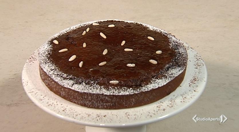 torta paesana di pane secco