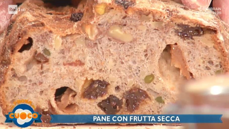 pane con frutta secca di Renato Bosco