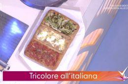 pizza tricolore