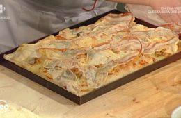 pizza in teglia e fritta