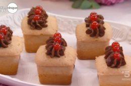 tronchetti di pan di Spagna