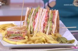killer sandwich di Laurel Evans