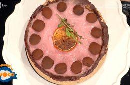tarte all'arancia e cioccolato di Luisanna Messeri