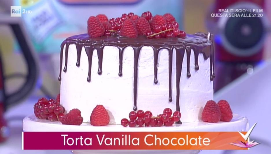 torta vanilla chocolate di Alice Balossi
