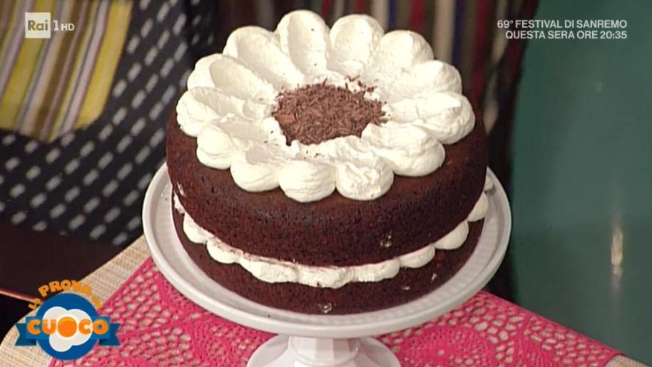 torta al cioccolato ad occhio di Natalia Cattelani