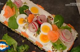 torta di tramezzini di Natalia Cattelani