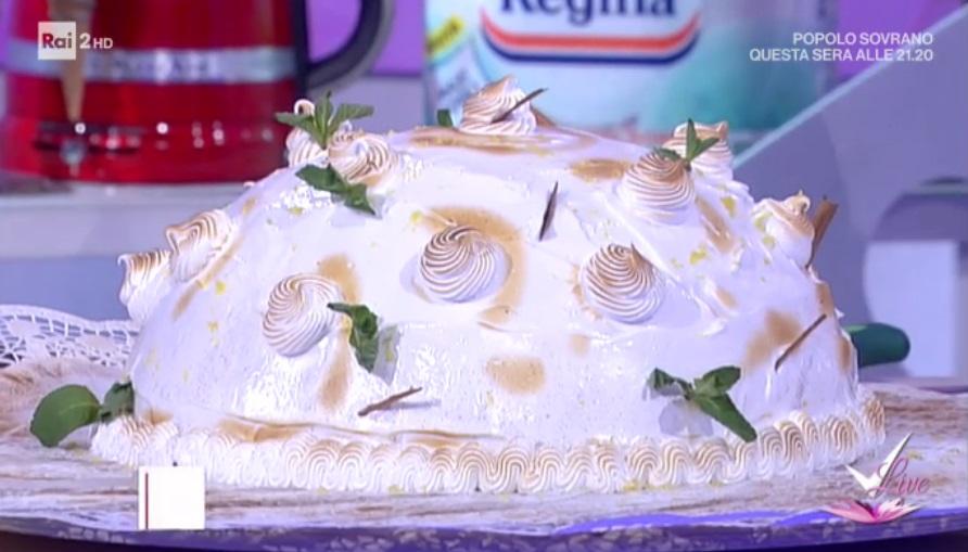 cupola di gelato di Andrea Mainardi