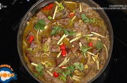 curry di manzo di Luisanna Messeri