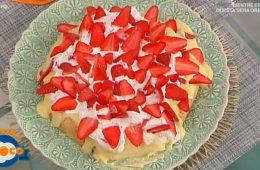 torta di fragole di Alessandra Spisni