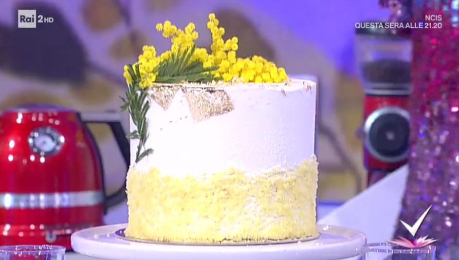torta mimosa di Alessandro Capotosti