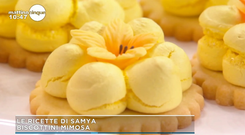 biscottini mimosa