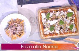 pizza alla Norma di Paolo Amato