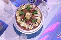 pizza di riso multistrato di Andrea Mainardi