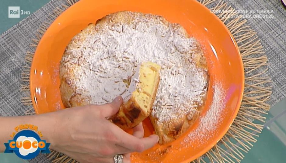 torta con ricotta e pinoli di Alessandra Spisni