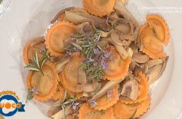 fiorelli ripieni di patate e cicoria di Alessandra Spisni
