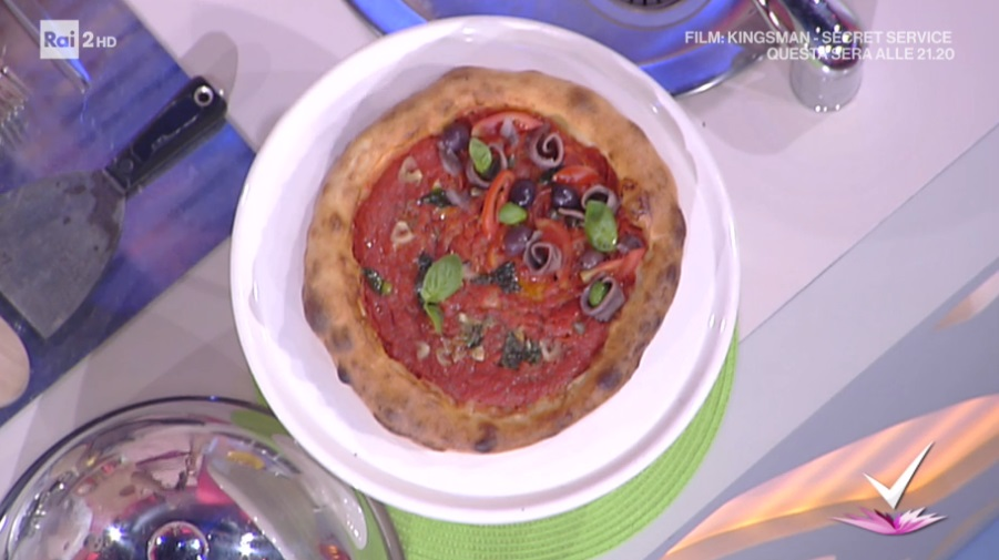 pizza marinara di Ciro Oliva
