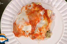 cannelloni lattuga e prosciutto di Alessandra Spisni