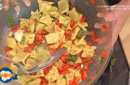 fagottini di patate con concassè di pomodoro di Alessandro Spisni