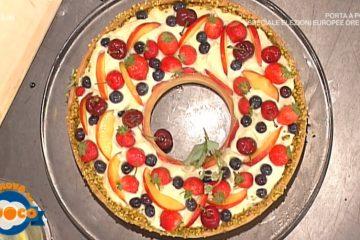 scrigno di pasta frolla con frutta di Susanna Badii