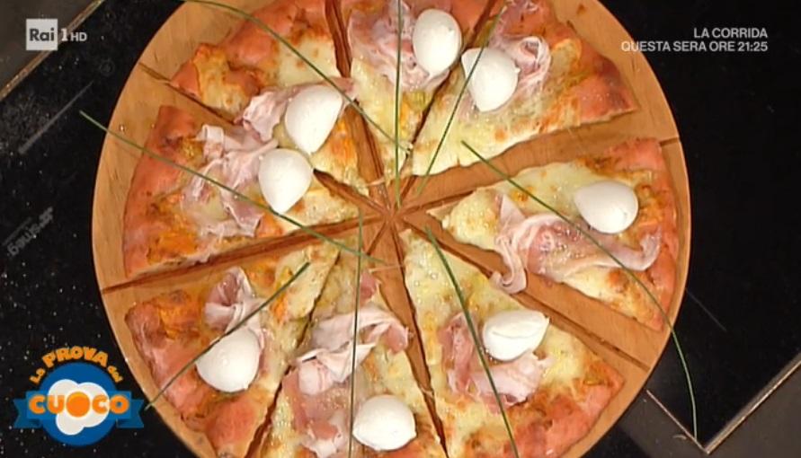 pizza a chi tocca nun se ingrugna di Marco Rufini