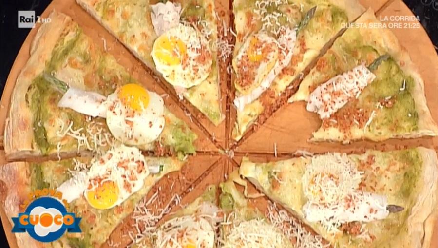 pizza chi sparte c'ha la mejo parte di Marco Rufini