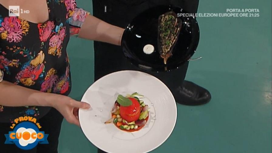 pomodoro con il riso di Marco Bottega