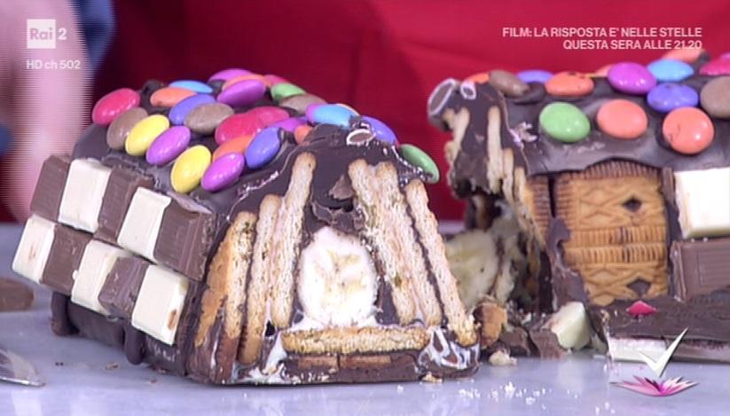 torta scacco ghiotto di Andrea e Valentina