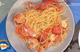 spaghetti all'astice di Gianfranco Pascucci