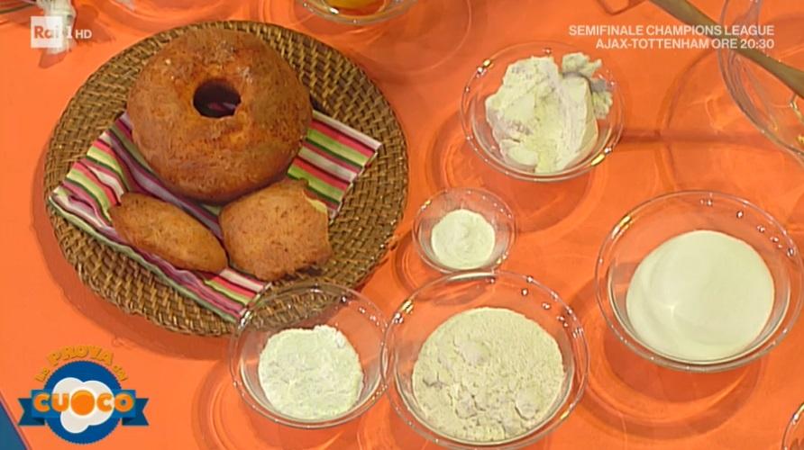 torta ricotta e pinoli di Alessandra Spisni
