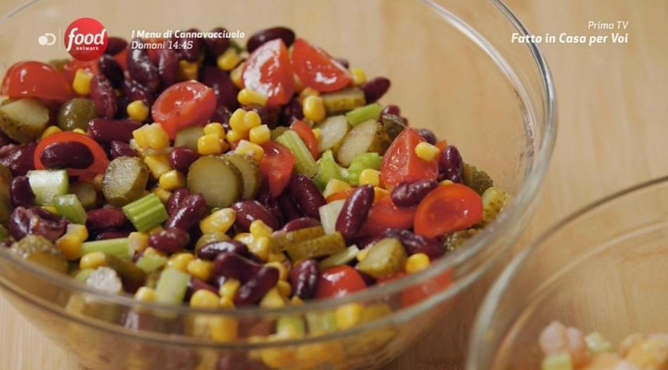 insalate di legumi