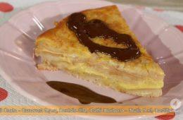 torta di mele sbriciolata
