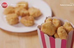 nuggets di pollo di Benedetta Rossi