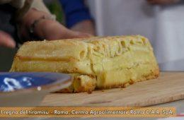 sformato di pasta con zucchine e pesto
