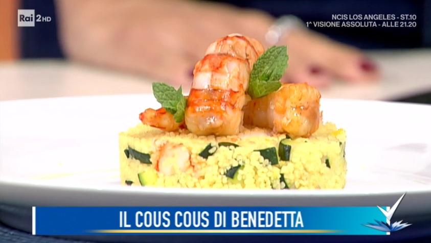 cous cous di Benedetta Parodi
