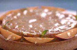 crostatina rustica di grano saraceno