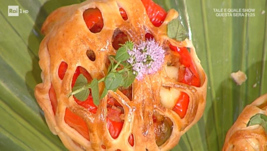 peperoni ripieni in crosta croccante
