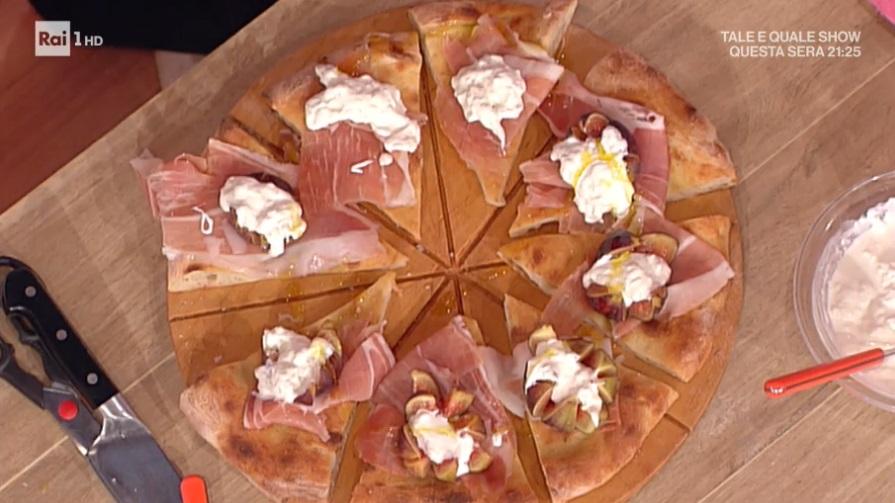 mica pizza e fichi di Marco Rufini