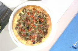 pizza se bruciasse la città di Gianfranco Iervolino