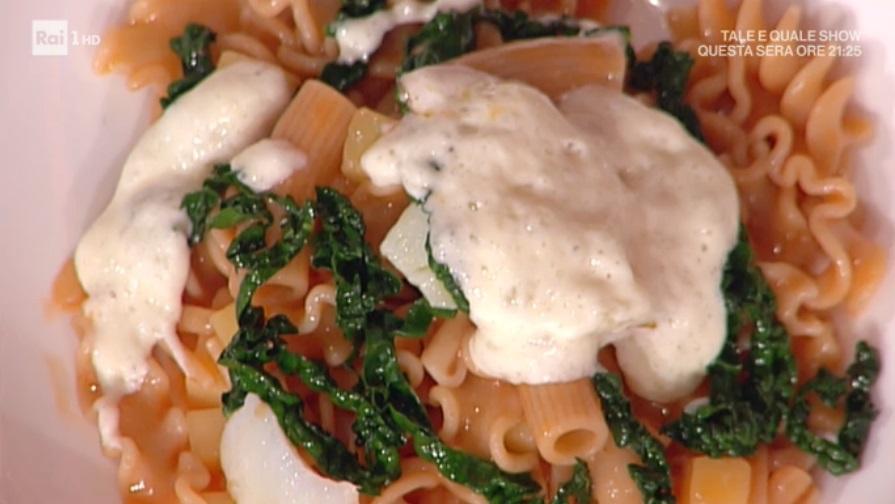 pasta e patate con baccalà di Gianfranco Pascucci