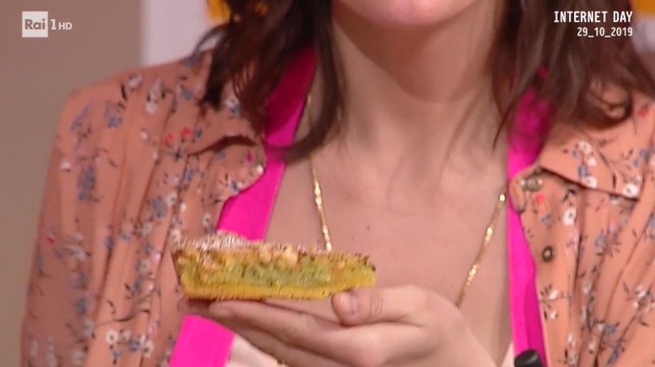 crostata di zucchine e pinoli di Daniele Persegani