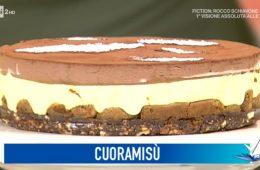 torta cuoramisù di nonna Giustina