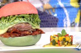 hamburger all'italiana di Mattia Poggi