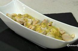 insalata di pollo patate e limone