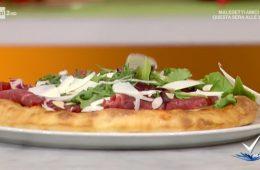 pizza con te partirò di Gianfranco Iervolino